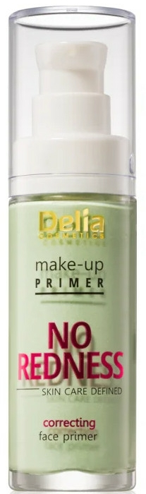 Base trucco - Delia Cosmetics No Redness Make Up Primer