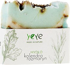 """Profumi e cosmetici Sapone 100% naturale """"Coriandolo e rosmarino"""" - Yeye Natural Coriander and Rosemary Soap"""