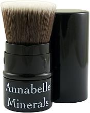 Profumi e cosmetici Pennello allungabile per cipria, blush e bronzer - Annabelle Minerals Flat Top