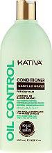 Profumi e cosmetici Condizionante per capelli grassi - Kativa Oil Control Conditioner