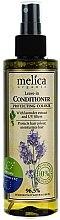 Profumi e cosmetici Balsamo per capelli colorati con estratto di lavanda - Melica Organic Leave-in Protecting Colour Conditioner