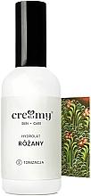 Profumi e cosmetici Idrolato di rosa - Creamy Skin Care Rose Hydrolat