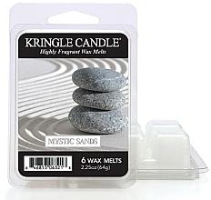 Profumi e cosmetici Cera profumata - Kringle Candle Wax Melt Mystic Sands