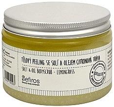 """Profumi e cosmetici Scrub corpo """"Citronella"""" - Sefiros Lemongrass Body Scrub"""