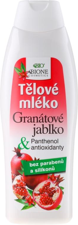 Lozione corpo - Bione Cosmetics Pomegranate Body Lotion With Antioxidants