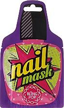 Profumi e cosmetici Maschera per unghie - Bling Pop Shea Butter Healing Nail