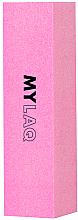 Profumi e cosmetici Lucidatrice per unghie grana 240, rosa - MylaQ