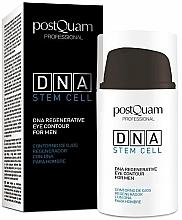 Profumi e cosmetici Crema per occhi per uomo - PostQuam Global Dna Men Intensive Eye Contour