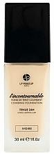 Profumi e cosmetici Fondotinta in crema - LP Makeup Covering Foundation L'incontournable (Ivoire)