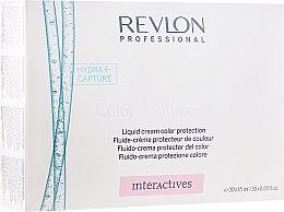"""Profumi e cosmetici Crema liquida per capelli """"Protezione del colore"""" - Revlon Professional Color Sublime Dose"""