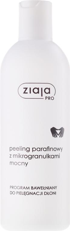 Scrub per mani alla paraffina - Ziaja Pro Paraffin Scrub