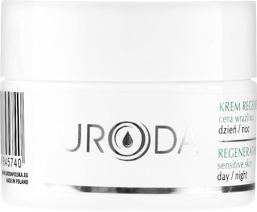 Crema rigenerante per pelli sensibili, da giorno e notte - Uroda Regenerating Face Cream For Sensitive Skin