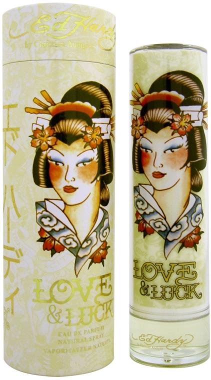 Christian Audigier Ed Hardy Love & Luck for Women - Eau de Parfum — foto N1