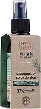 Profumi e cosmetici Spray deodorante per piedi - Pharma CF No.36 Plantis Therapy Foot Spray