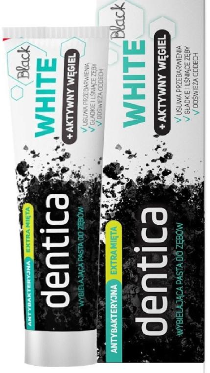 Dentifricio al carbone attivo - Dentica Black Toothpaste