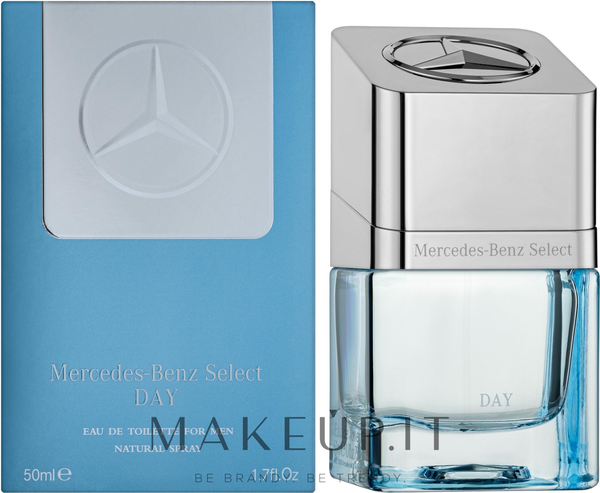 Mercedes-Benz Select Day - Eau de Toilette — foto 50 ml