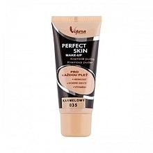 Profumi e cosmetici Fondotinta - Vipera Fluid Perfect Skin Make Up (032-Naturale)