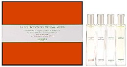 Profumi e cosmetici Hermes La Collection Set - Set (edt/15ml + edt/15ml + edt/15ml + edt/15ml)