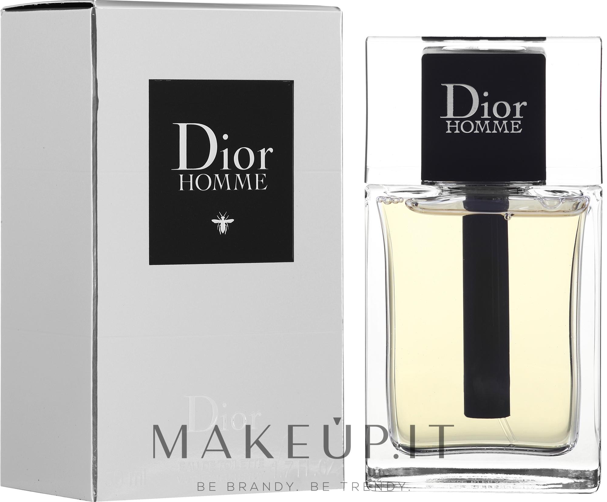 Dior Homme 2020 - Eau de toilette — foto 100 ml