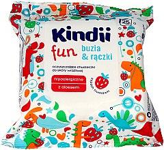Profumi e cosmetici Salviette igieniche per bambini - Kindii Fun