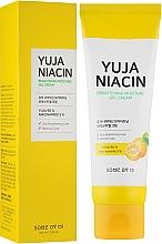 Profumi e cosmetici Gel-crema viso idratante e illuminante - Some By Mi Brightening Moisture Gel Cream