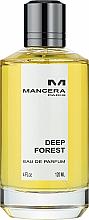 Profumi e cosmetici Mancera Deep Forest - Eau de Parfum