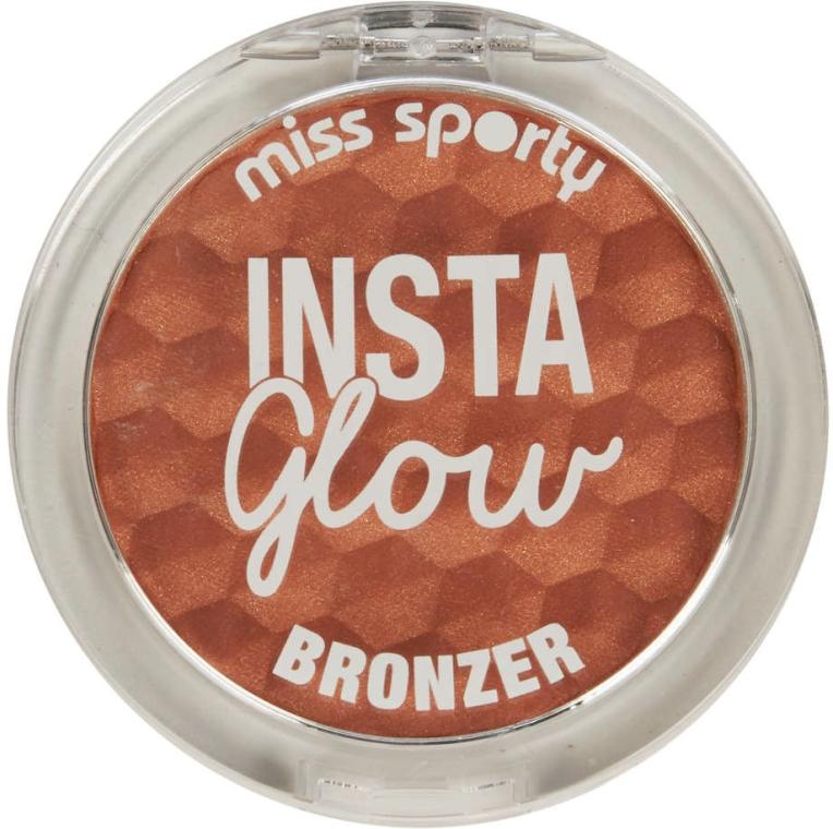 Polvere abbronzante - Miss Sporty Insta Glow Bronzer