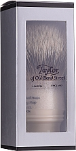 Profumi e cosmetici Pennello da barba, HT3, 10 cm - Taylor of Old Bond Street Shaving Brush Pure Badger Size L