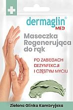 Profumi e cosmetici Maschera mani rigenerante - Dermaglin