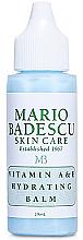 Profumi e cosmetici Balsamo idratante con vitamine A ed E - Mario Badescu Vitamin A & E Hydrating Balm