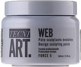 Profumi e cosmetici Crema fibrosa modellante per capelli - L'Oreal Professionnel Tecni.art A-Head Web Force 5