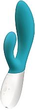 Profumi e cosmetici Stimolatore punto G e clitoride, blu - Lelo Ina Wave Ocean Blue