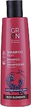 Profumi e cosmetici Shampoo - GRN Rich Elements Pomegranate & Olive Repair Shampoo