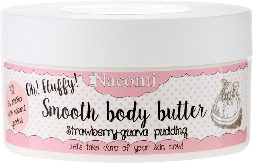 Burro corpo - Nacomi Smooth Body Butter Strawberry-Guawa Pudding — foto N1