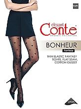 """Profumi e cosmetici Collant """"Fantasy Bonheur"""" 20 Den, grafit - Conte"""