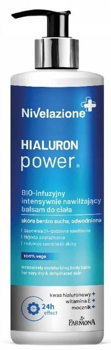 Balsamo corpo intensamente idratante - Farmona Nivelazione Hyaluron Power Body Balm