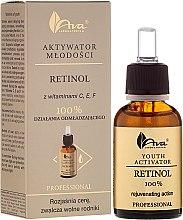 Profumi e cosmetici Siero viso con vitamine C, E i F - Ava Laboratorium Youth Activators Serum