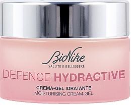 Profumi e cosmetici Crema-gel idratante - BioNike Defence Hydractive Moisturising Cream-Gel