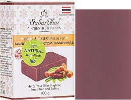 Profumi e cosmetici Sapone con estratto di tamarindo - Sabai Thai Herbal Tamrind Soap