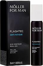 Profumi e cosmetici Contorno occhi per uomo - Anne Moller Pour Homme Eye Contour Roll-On