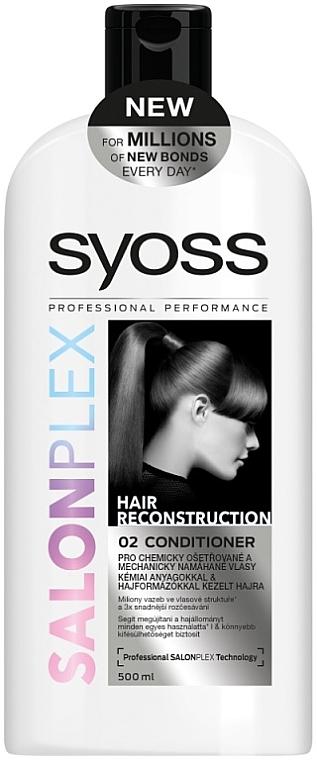 Condizionante capelli - Syoss SalonPlex Hair Conditioner