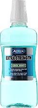 Profumi e cosmetici Collutorio - Beauty Formulas Active Oral Care Extra Strength Cool Mint