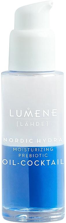Cocktail prebiotico idratante - Lumene Nordic Hydra Moisturizing Prebiotic Oil-Cocktail