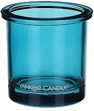 Profumi e cosmetici Candeliere per cero votivo - Yankee Candle POP Blue Tealight Votive Holder