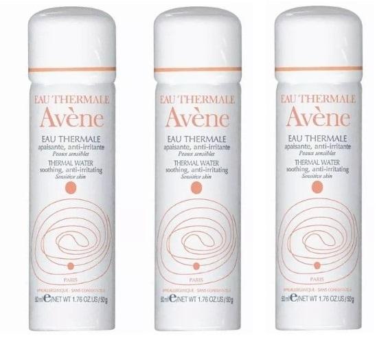 Set - Avene Eau Thermale (therm/water/3x50ml) — foto N1