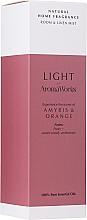 "Profumi e cosmetici Spray per ambienti ""Amiris e arancia"" - AromaWorks Light Range Room Mist"