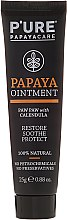 Profumi e cosmetici Unguento rigenerante alla calendula - Pure Papaya Care Ointment with Calendula