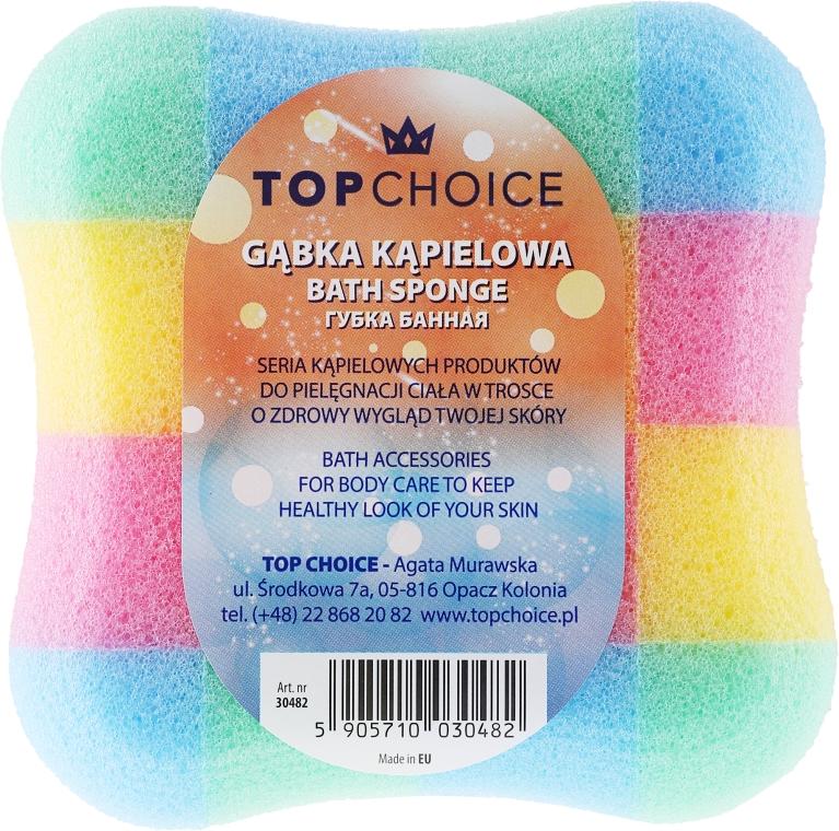 Spugna da bagno, 30482, multicolore - Top Choice