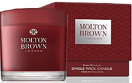 Profumi e cosmetici Molton Brown Rosa Absolute Single Wick Candle - Candela profumata