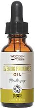Profumi e cosmetici Olio di enotera - Wooden Spoon Evening Primrose Oil